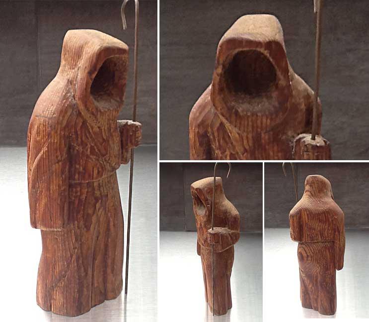 Empty Monk's Robe