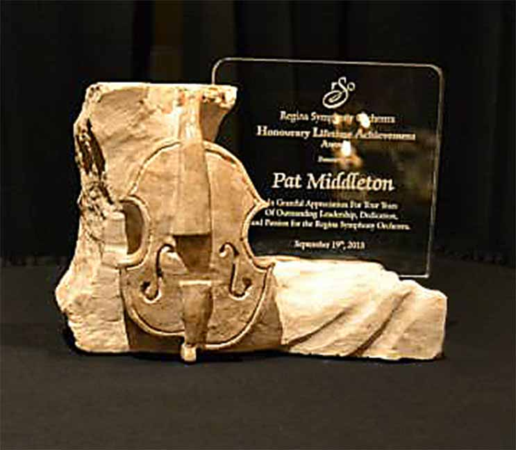 Wonky Instrument/Cello RSO Lifetime Achievement Award