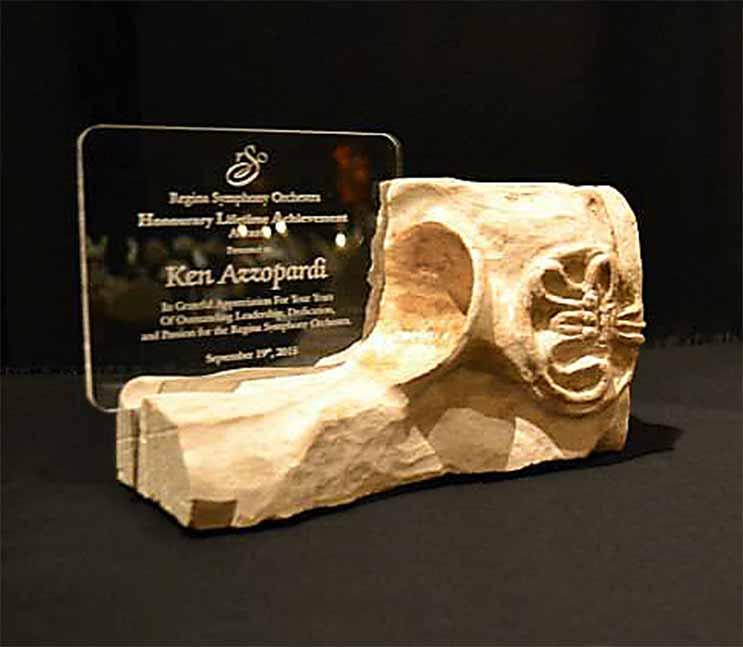 Wonky Instrument/French Horn RSO Lifetime Achievement Award